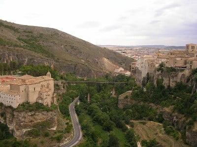 rutas por Cuenca Hoz del Huecar