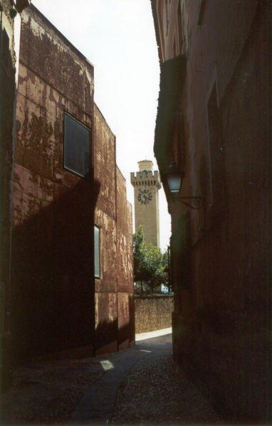 rutas por Cuenca Torre Mangana