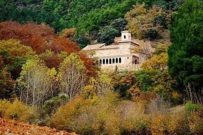 Rutas por la Rioja  monasterio