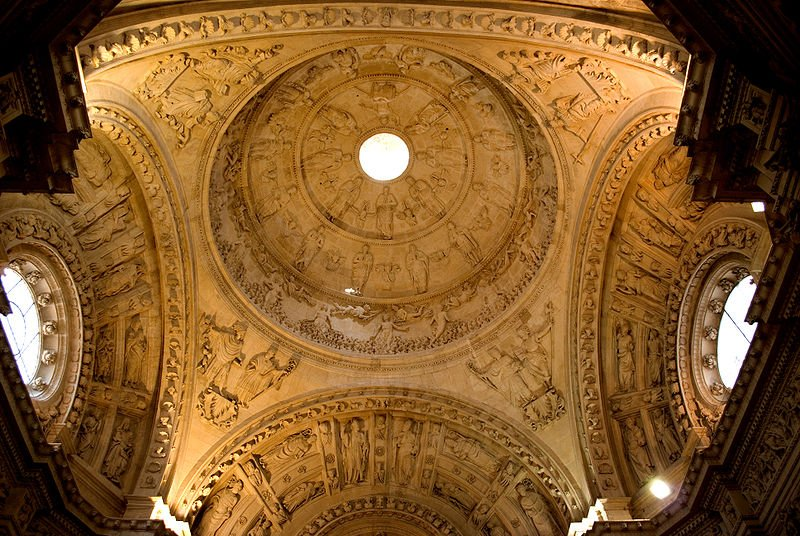 Sacristía de la Catedral de Sevilla
