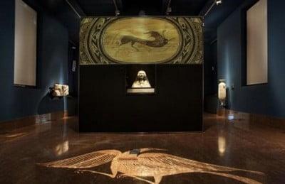 Sala de Prehistoria del MARQ