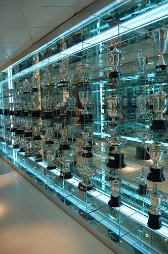 Sala de Trofeos del Estadio