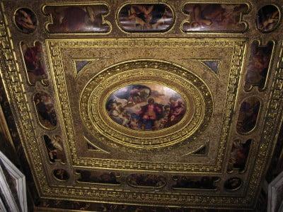 Sala del Albergue, Venecia