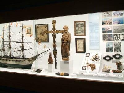 Sala del Museo Vasco