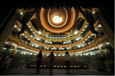 Sala Principal de Teatro de Bilbao