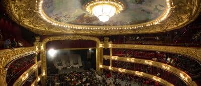 Sala Principal del Teatro Victoria Eugenia