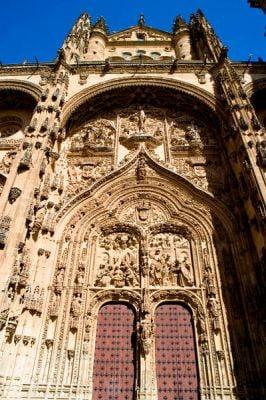 Salamanca catedral nueva