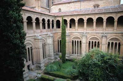Salamanca convento de San Esteban
