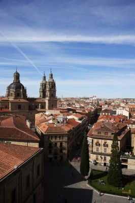 Salamanca la ciudad