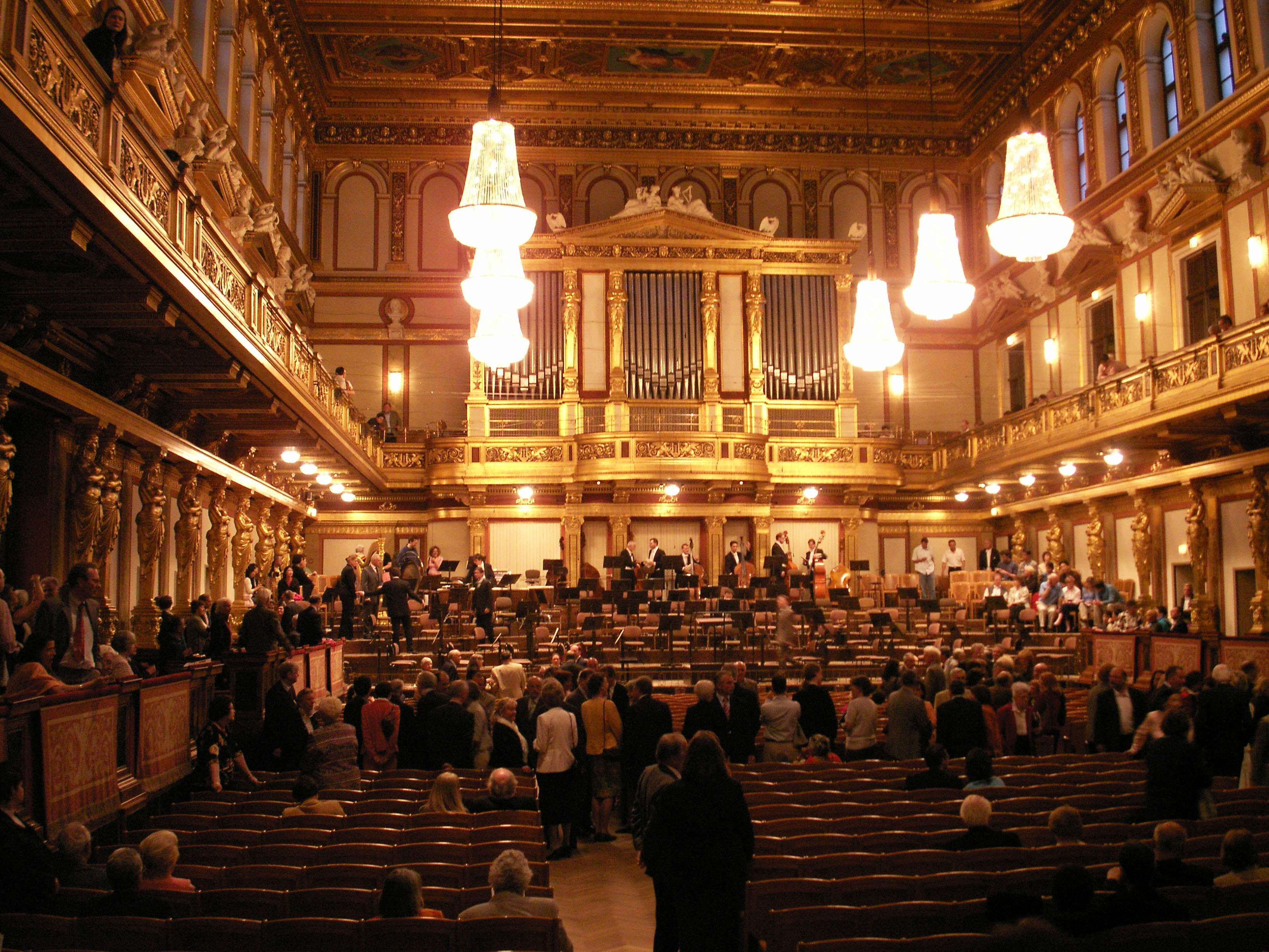 Salón Dorado de Viena