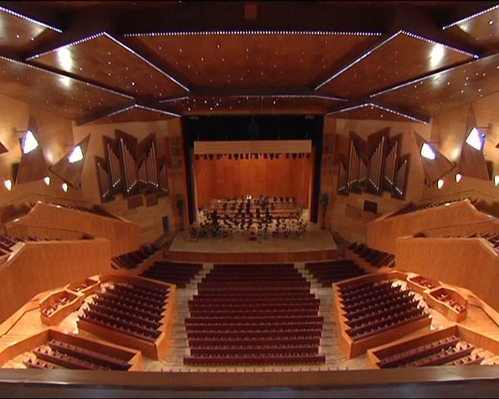 Salón Principal de Euskalduna
