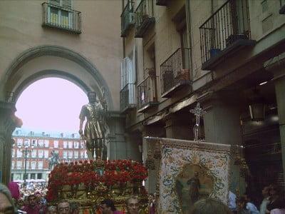Festividades en Madrid
