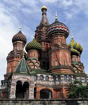 San Petersburgo en Rusia