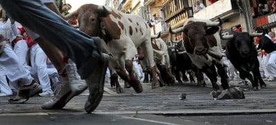 Carreras de San Fermín