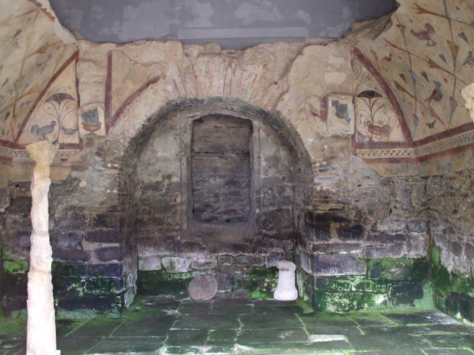 Santa Eulalia de Bóveda, Lugo