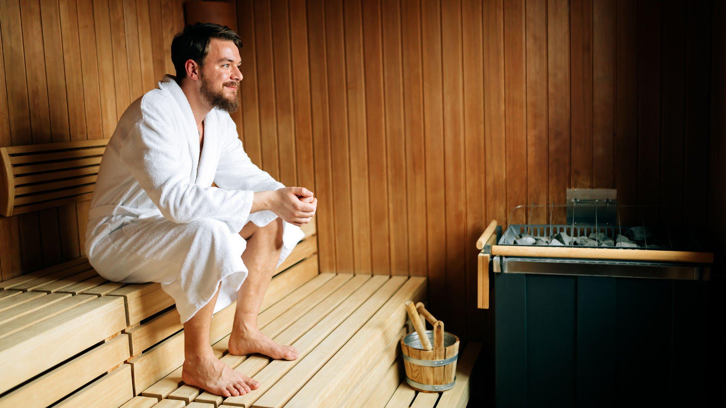 Sauna en Finlandia
