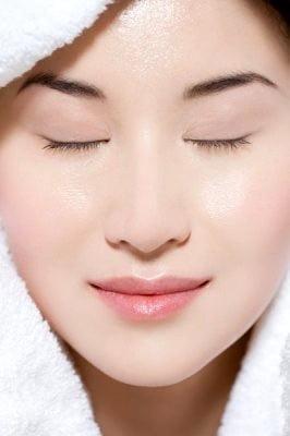 sauna facial rostro