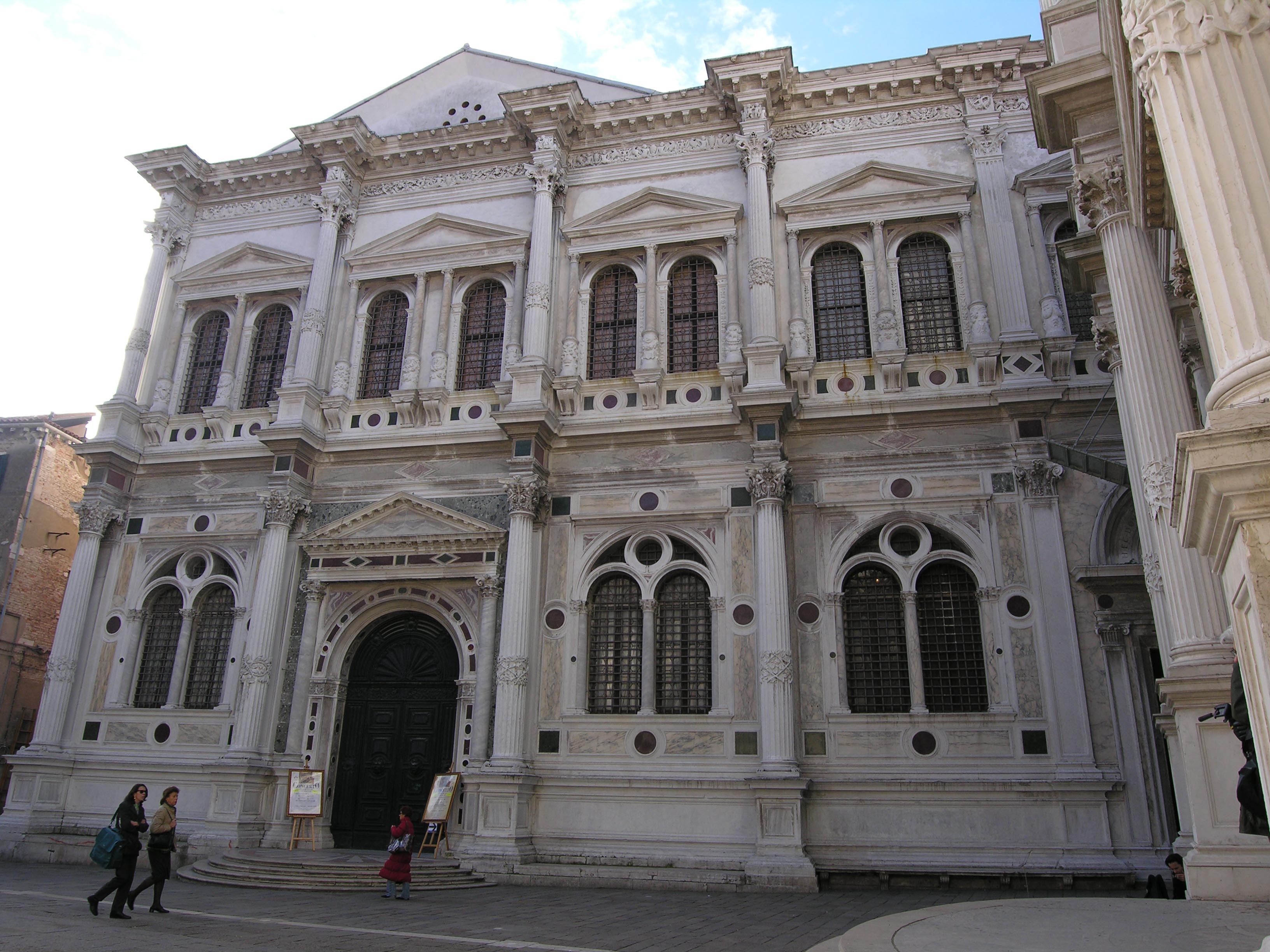 Scuola de San Rocco, Venecia