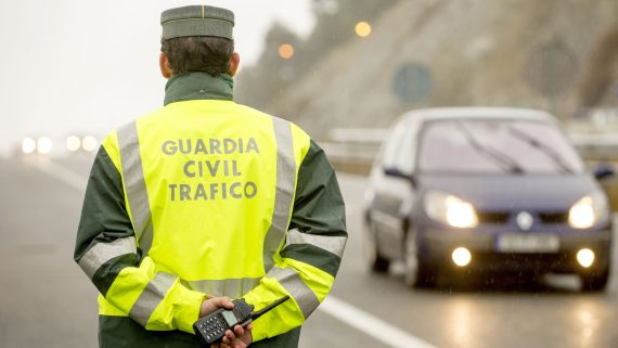 Seguridad vial en Madrid