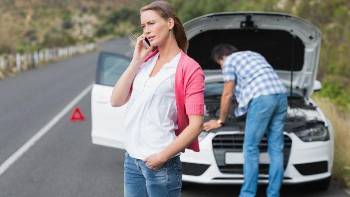 Seguro de asistencia en carretera para viajar