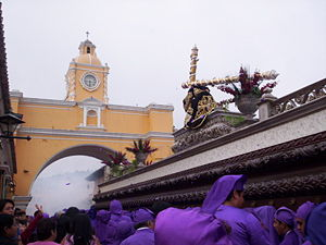 Semana Santa en La Antigua Guatemala