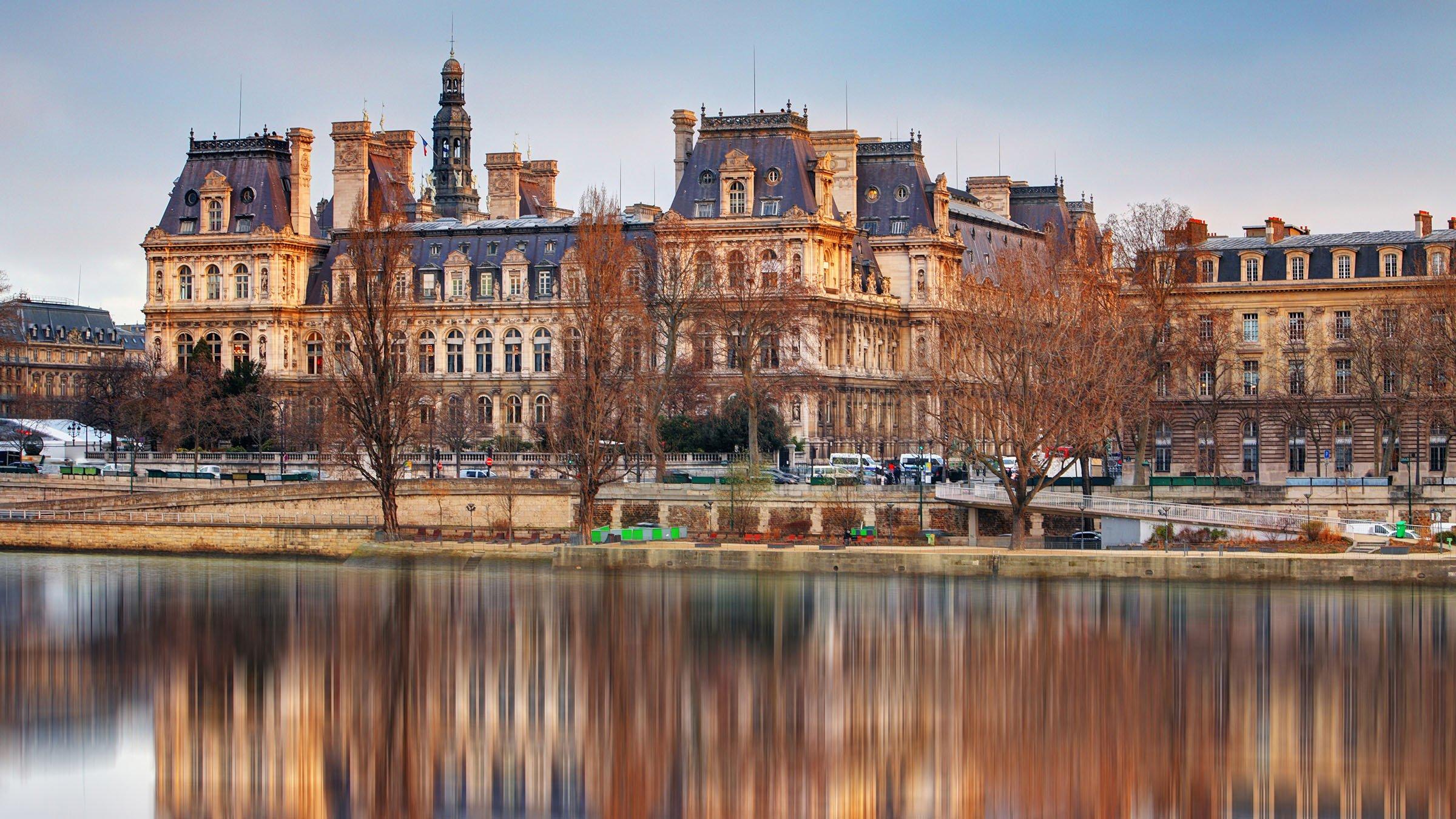sena paris cityhall