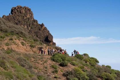 Senderismo en Gran Canaria el Gran Canaria Walking Festival
