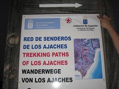 Senderos de Lanzarote