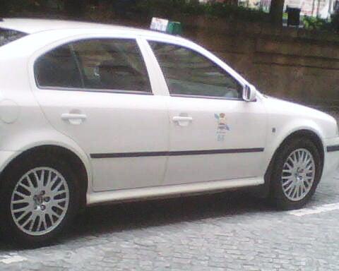 Servicio de taxis de Ourense