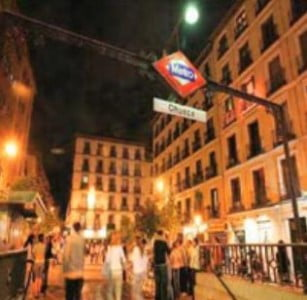 shopping por Madrid barrio Chueca