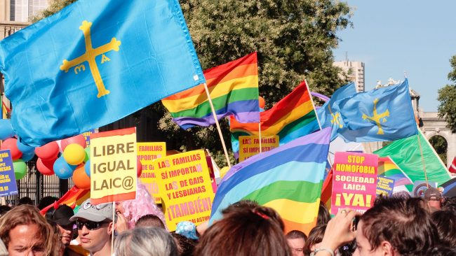 Signification du festival Gay Pride