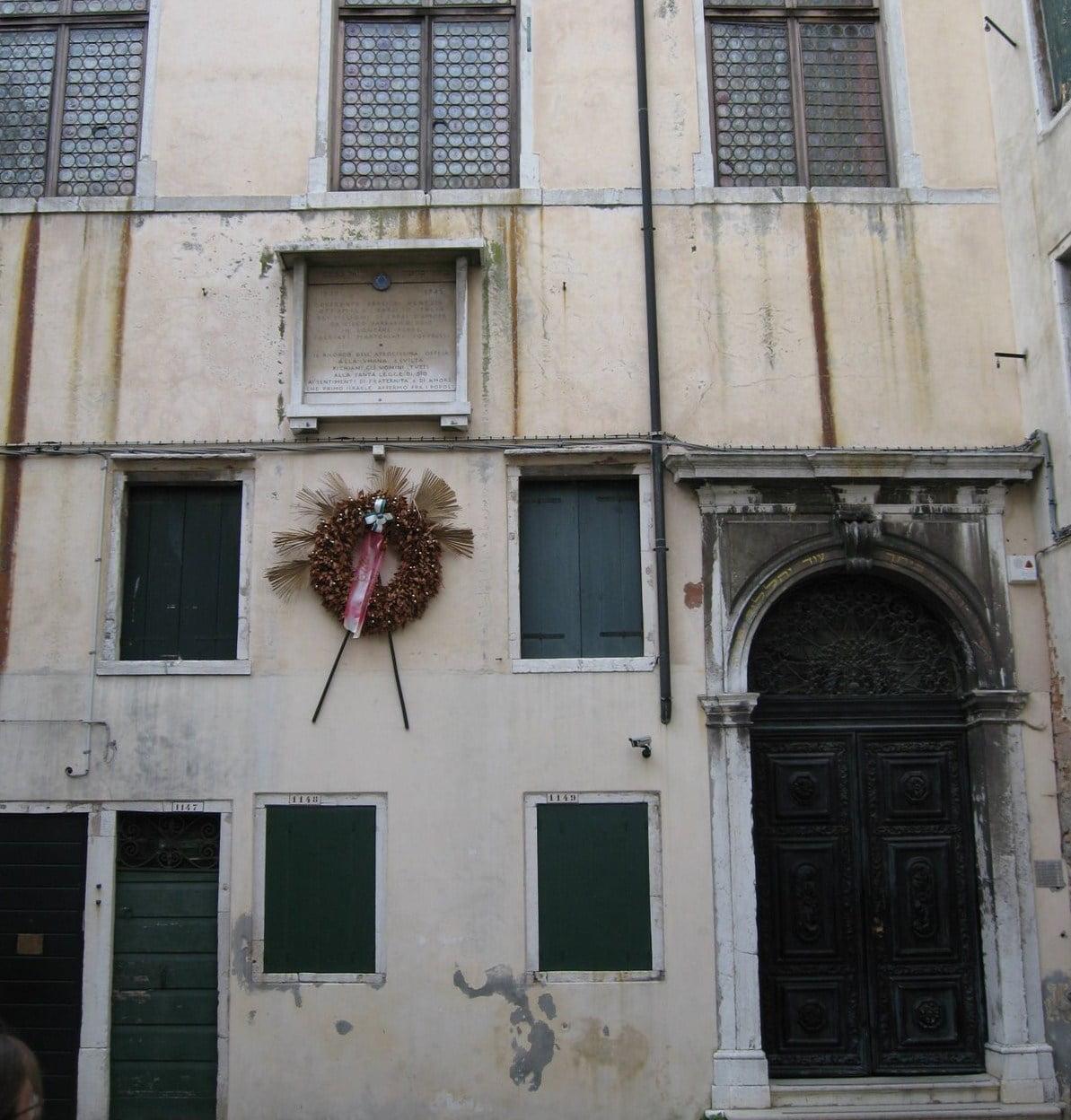 Sinagoga de Venecia