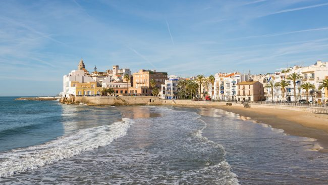 Sitges, municipio de Barcelona