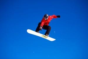 Snowboard, Deporte Extremo