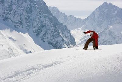 snowboard empezando