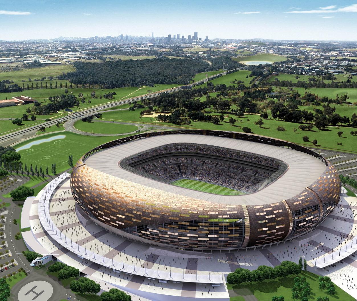 Soccer-City Mundial 2010