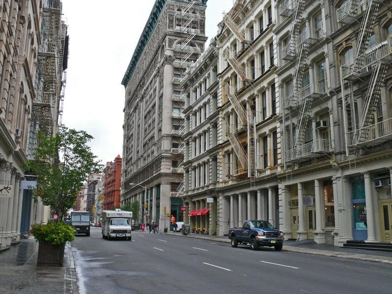 Soho de Nueva York