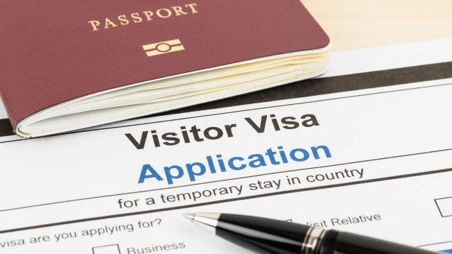 Solicitude de visado: primeiro paso para obtelo