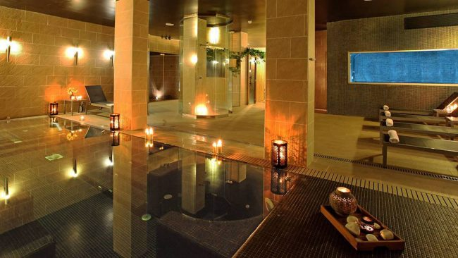 Spa del Axel Hotel, Barcelona