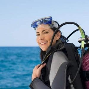 submarinismo en Alicante el traje