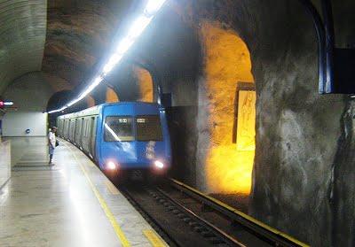 subway en rio de janeiro