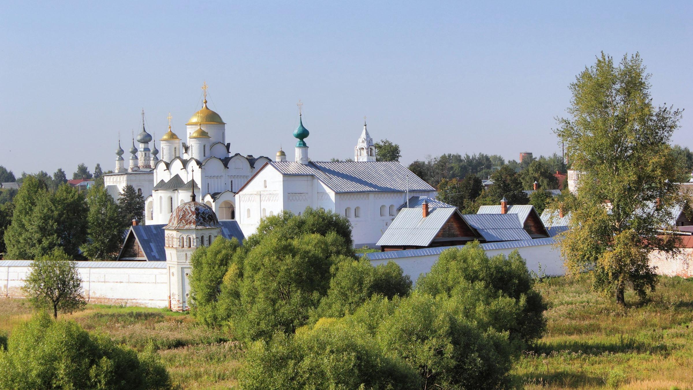 Suzdal, Rusia