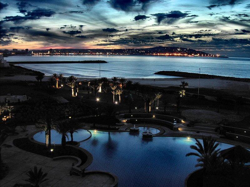 Tangier en Marruecos