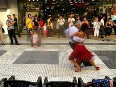 Tango en la Calle Florida