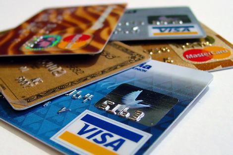 Tarjetas de crédito en Estados Unidos