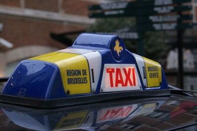 Taxi de Bruselas