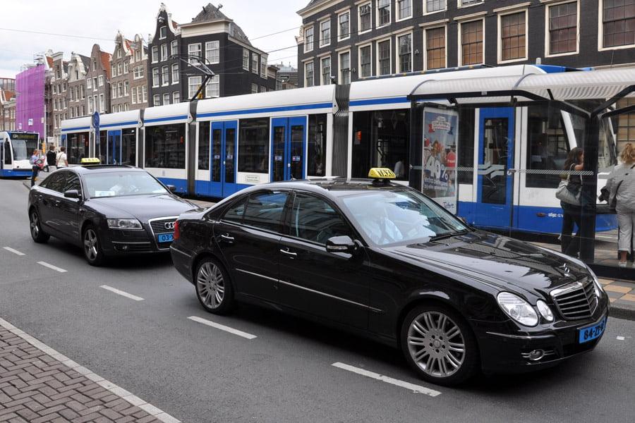 Taxi de Ámsterdam
