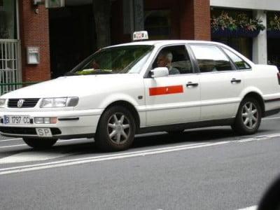 Taxi de Bilbao