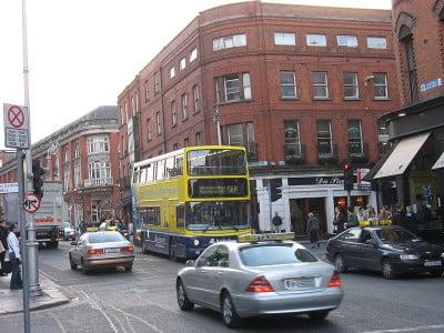 Taxi de Dublin