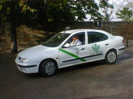Taxi de Granada